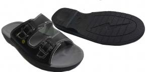 Антистатические кожаные сандалии С 43