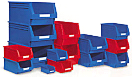 Лоток складской составной DOKA-6028, тара для склада